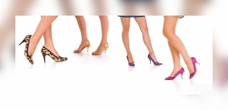 """""""Hooaeg"""" teeb tutvust Lilli Jahiloga ja proovib kingi"""