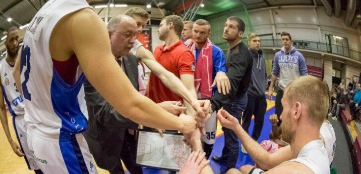 TLÜ/Kalevi meeskond