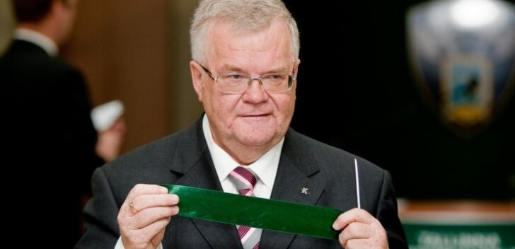 Roheline lint, mis näitab toetust Edgar Savisaarele,  on abilinnapea Sarapuu hinnangul vahva näputöö.