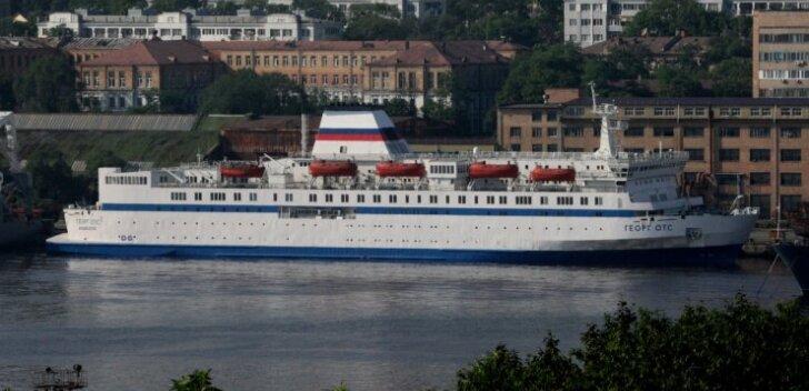 "Ferry ""Georg Ots"" in"