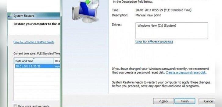 ABIMEES: Kuidas Windows 7-s süsteemi taastada