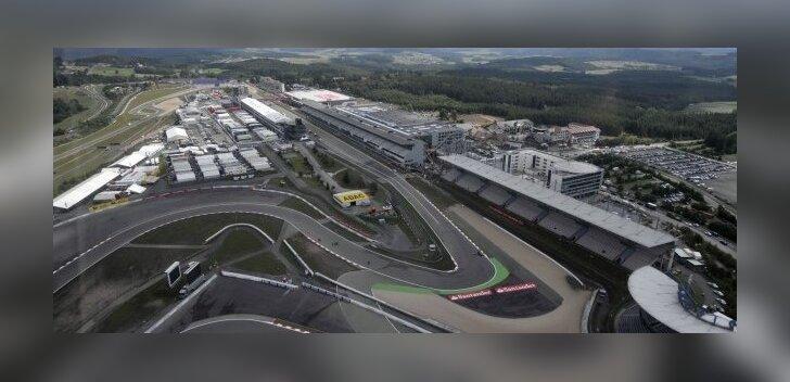 Nürburgringi uuemaid osi. Foto Sascha Schuermann, AFP