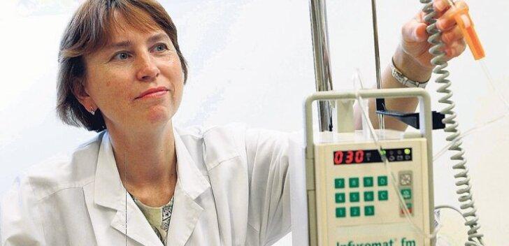 Dr Ülle Einberg ütleb, et lastel võib vegandieet tervisekahjustuse tekitada juba mõne kuuga.