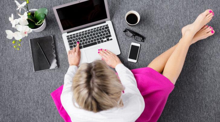 Kas oma kire järgimine on hea karjäärinõuanne?