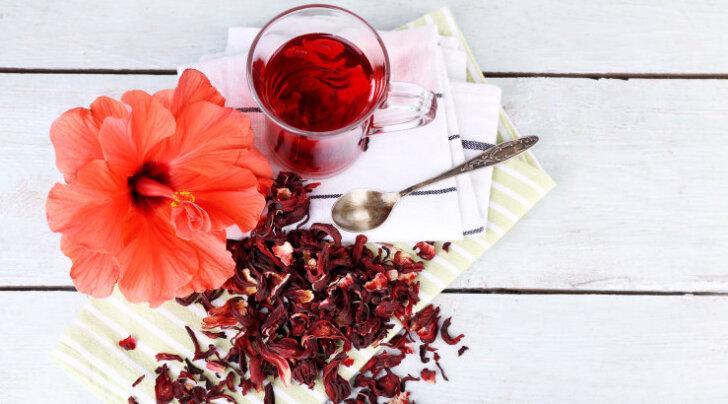 Karkade tee – jumalate jook, mis reguleerib vererõhku