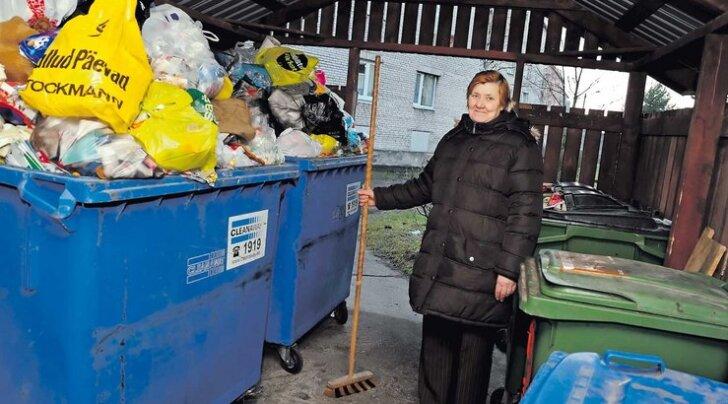 Tallinlasi tabab uuest aastast suur prügisegadus