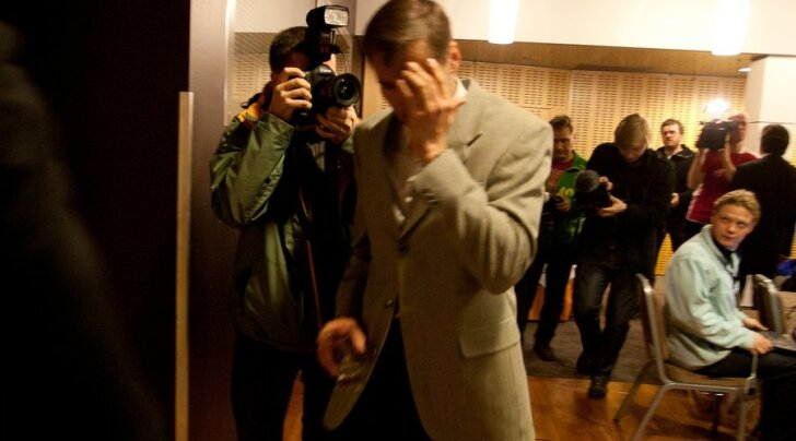 FOTOD: Aasta pressifoto nominentide hulgas kaks Delfi fotograafi