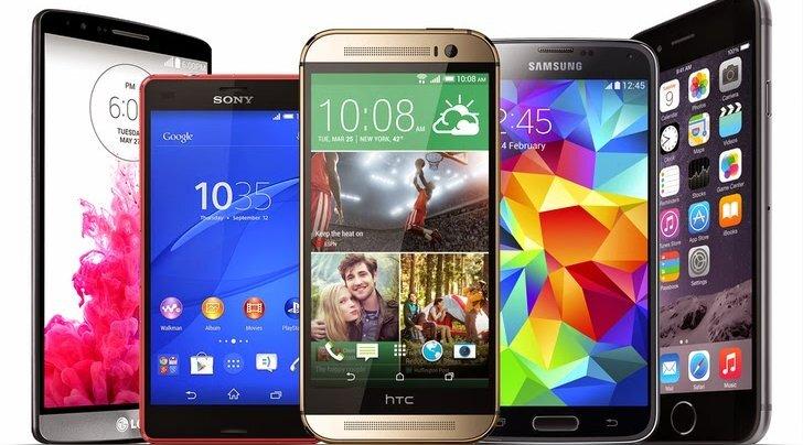 Мобильные телефоны. Как выбрать размер?