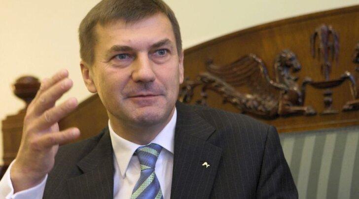 Ansip tühistas kohtumise Gerhard Schröderiga