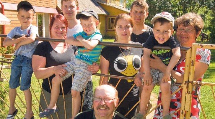 Lassi-Uuetoa talust noored linna ei põgene