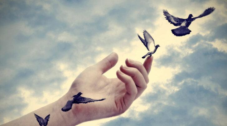 Andestamine on esimene ja suurim samm enesetervendamise teel