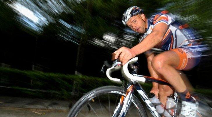 Jaan Kirsipuu, jalgratas