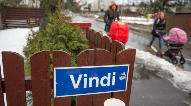 Vindi tänava elanikud ei leia oma tänavat terviseameti nimestikust.