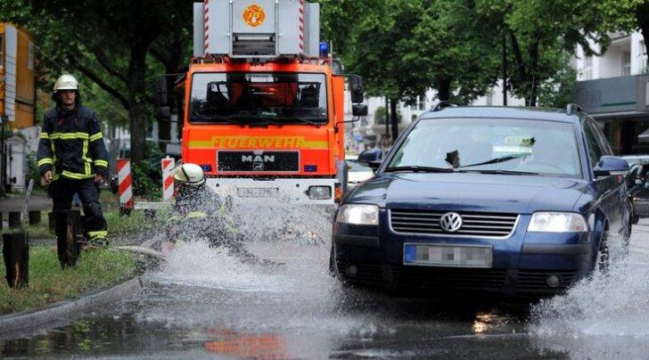 Torm tekitas Saksamaal miljonilise kahju