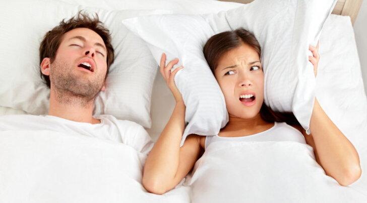 Abiks norskajatele: mis on uneapnoe ja mida selle puhul teha?