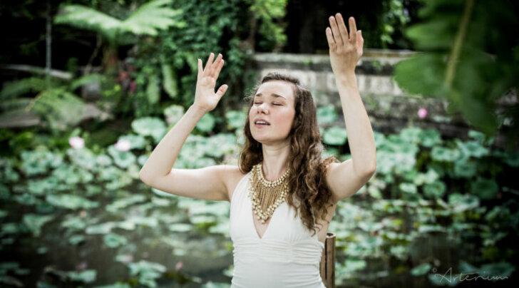Maailmakuulus hingelaulik Peia annab esmakordselt Eestis kontserte
