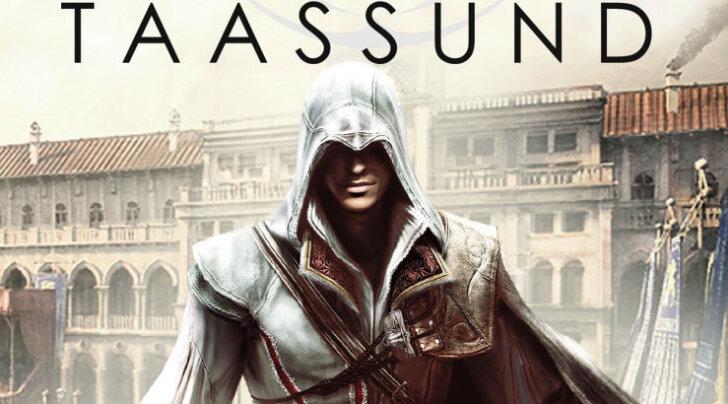 """LOE KATKENDIT noorteraamatust Assassin's Creed: Ma maksan kätte neile, kes reetsid mu pere. Olen assassiin, olen tapja..."""""""