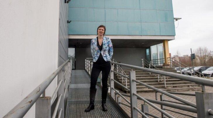 Astangu kutserehabilitatsiooni keskuse direktor Mari Rull