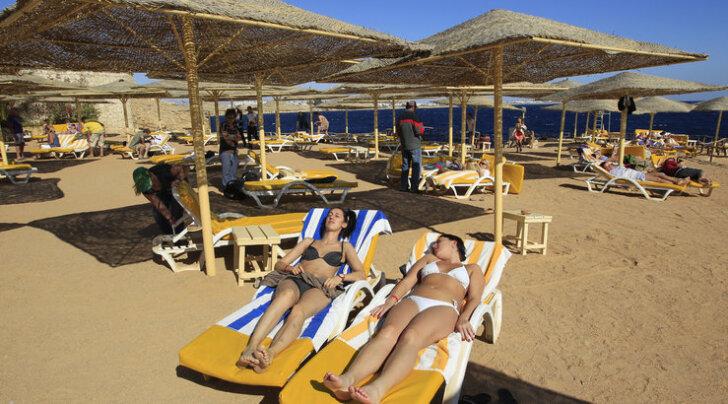 Egiptus, Sharm el-Sheikh, rand