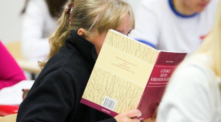 Õpilane ebaloogilisest koolisüsteemist: soovin, et õpilaste soovid vahel täituksid! Kasvõi see, et koduseid töid antaks vähem