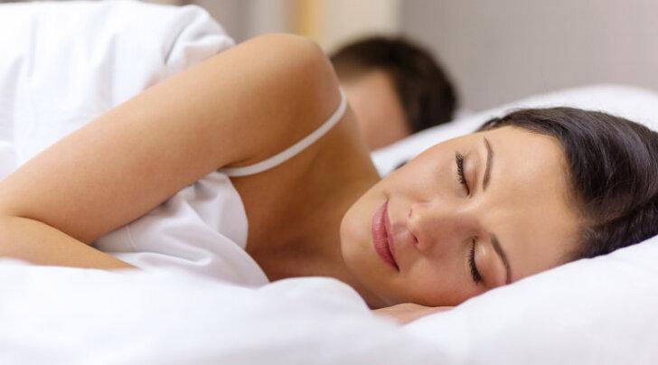 Melatoniin toob hea une