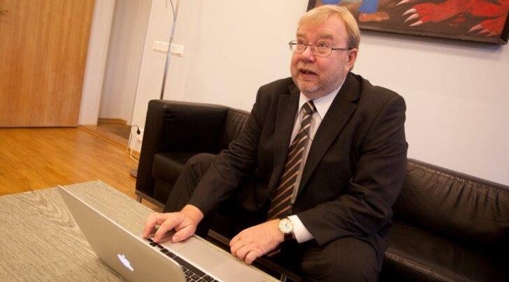 VIDEO: Mart Laar: ACTA kirjed kadusid, sest mul sai Facebooki ruum otsa