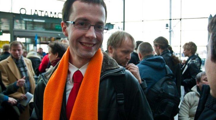 Криштафович: меня не впустили в Российскую Федерацию, вот сижу, жду самолета на Таллинн