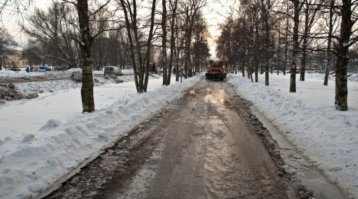 Vallateedest: võrreldes eelmisega oli möödunud talv vähemalt kolm korda kergem