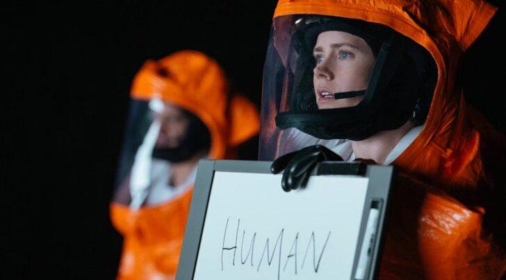 """Mitmele Oscarile nomineeritud """"Saabumine"""" Amy Adamsiga peaosas"""