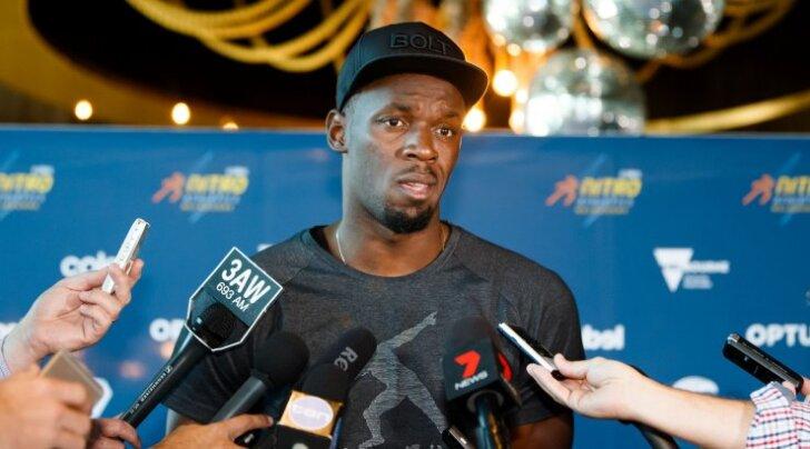 Bolt lubas, et kaob pärast Londoni MM-i areenilt