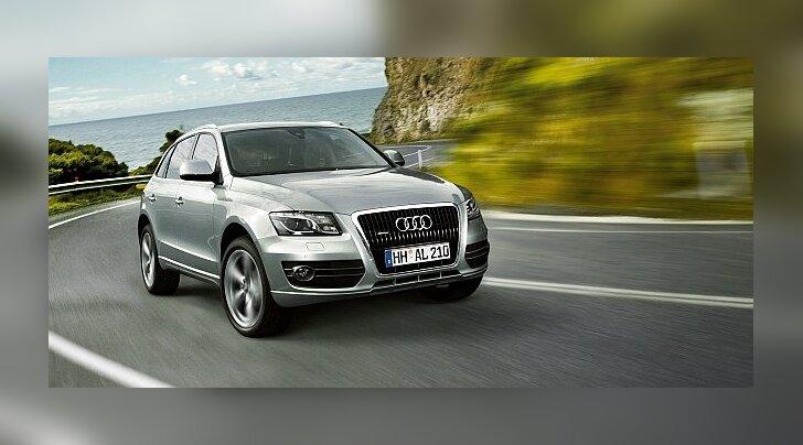 PROOVISÕIT: Audi Q5 Hybrid: võimsam ja kallim, aga mitte eriti rohelisem