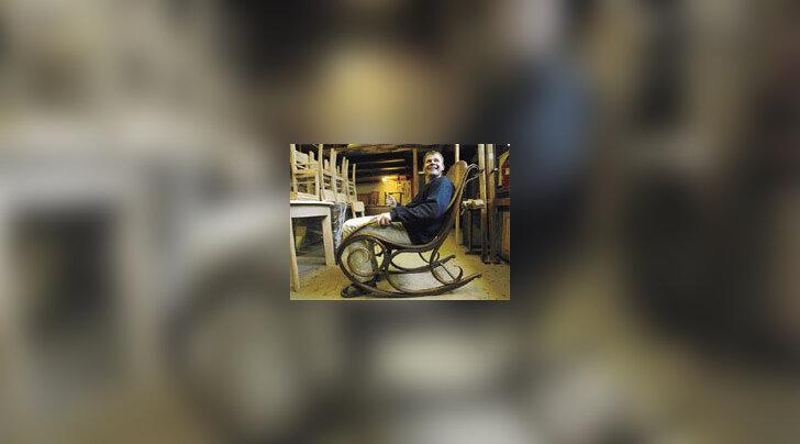 Päranduseks saadud vana mööbli taastamine maksab uue hinna