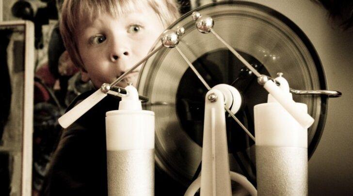 Mäetaguse lapsed käivad teaduskoolis