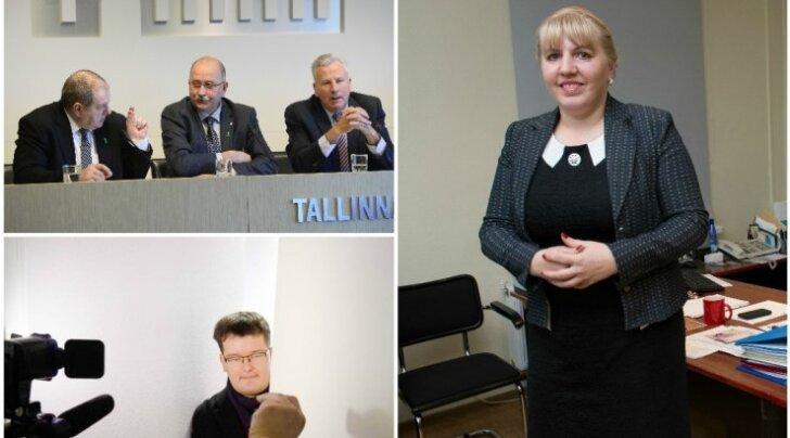 Tallinna LV, Priit Kutser, Karin Tammemägi