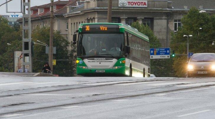 Tallinn ostab 40 uut bussi, mis loodetakse kätte saada järgmise aasta detsembris
