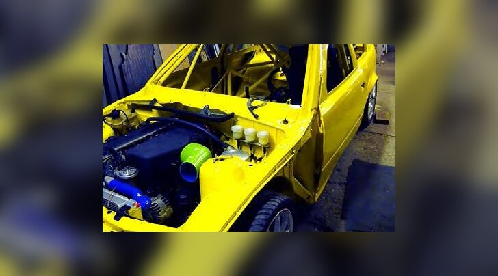 <div>RS Motorspordist veerevad välja kurjad masinad</div>