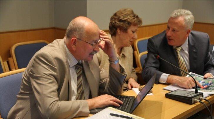 Tallinna Volikogu istung 2014