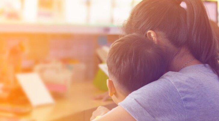 Kui vanemad lahutavad tüli ja solvangutega, jäävad lapsed tõsiselt haigeks
