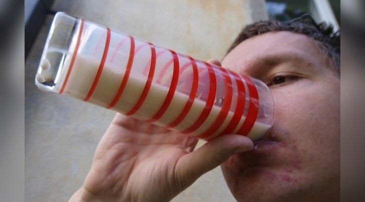 Maamessil joodi piimabaaris ära üle 1000 kokteili