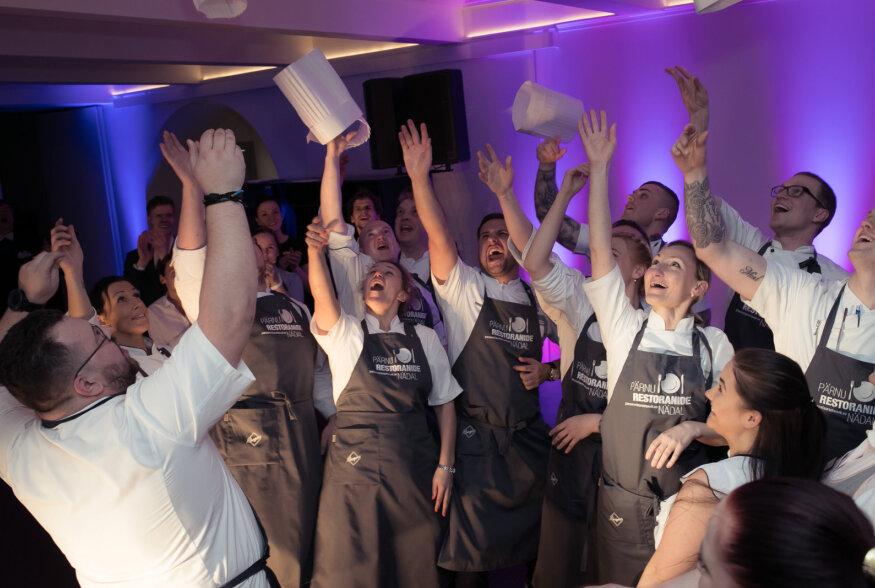Pärnu Restoranide Nädal algab peakokkade õhtusöögiga salastatud asukohas