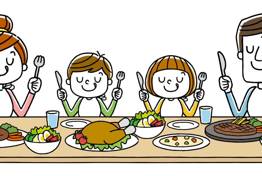TOIDUARVAMUS | Toidust sõltub tuju ja tujudest sõltub toit