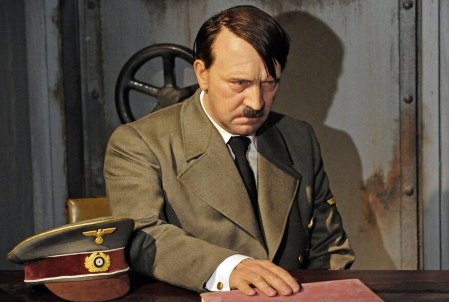 Adolf Hitleri vahakuju