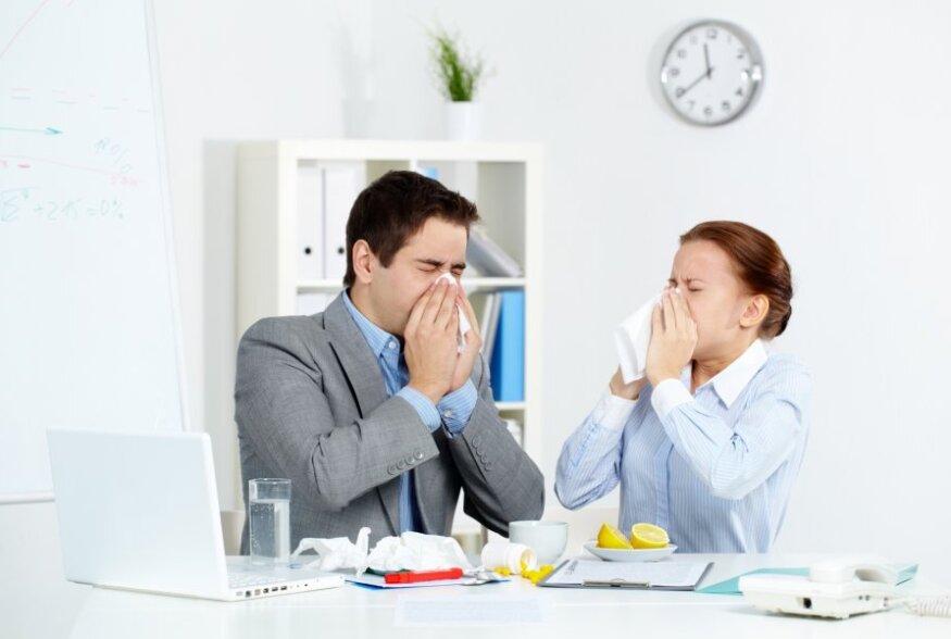 Ahto lugu: allergiad kadusid puhta toiduga