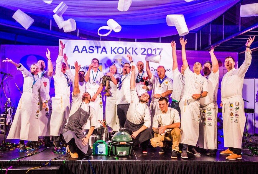 Aasta Kokk 2017