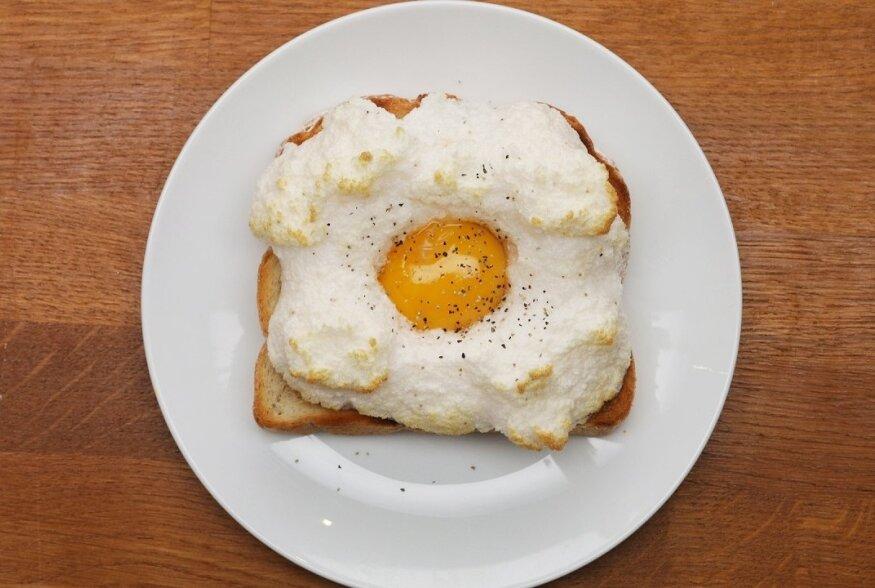 KIIRE HOMMIKUSÖÖGI SOOVITUS | Hommikused munapilved