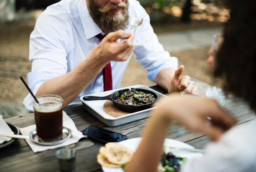 7 põnevat seost moe- ja toidumaailma vahel