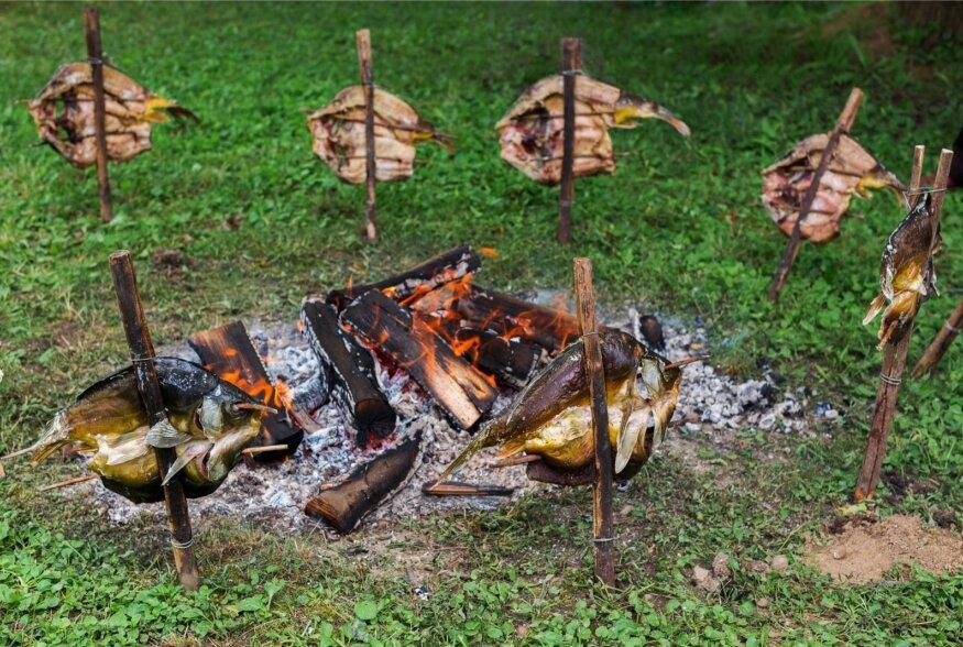 GRILLIKOOL: Alternatiiv- barbeque  ehk mida teha, kui grilli pole?