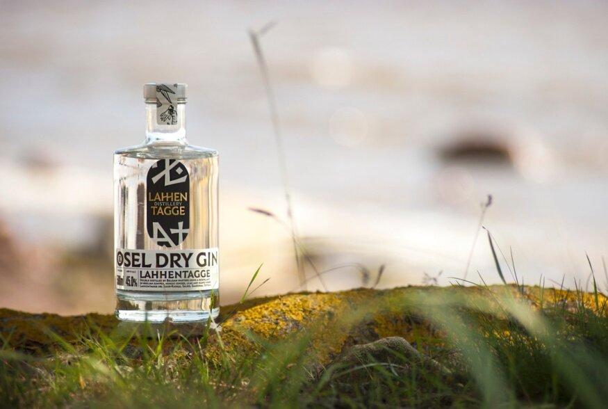 EESTI ASI | Sõbrad panid pudelisse saarest inspireeritud džinni