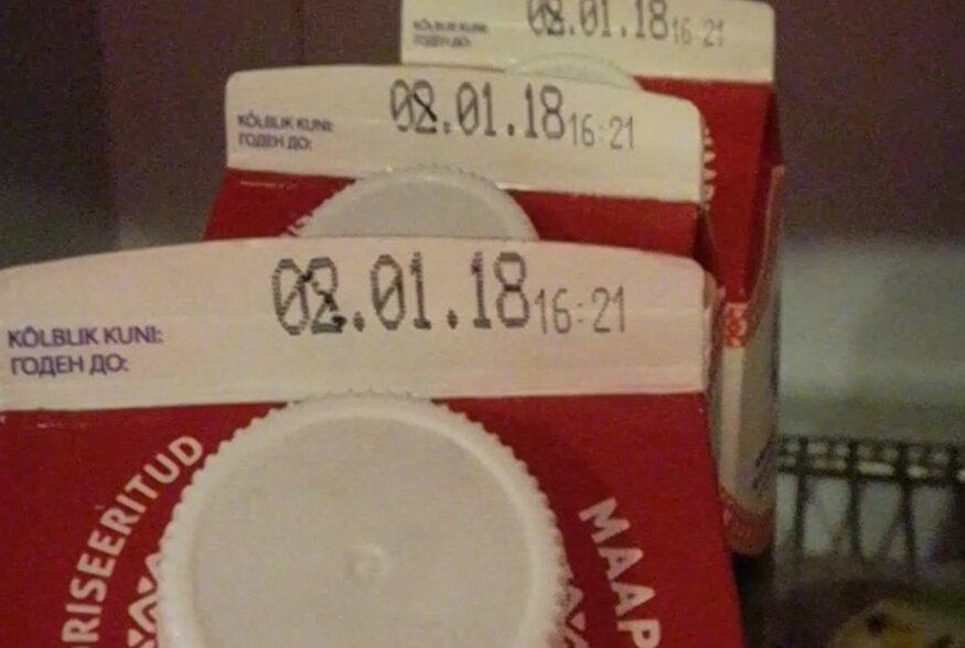 VIDEO | Lasnamäe keldripoes viljeletakse markerikunsti: säilivuskuupäevadele lähenetakse tõelise loomingulisusega