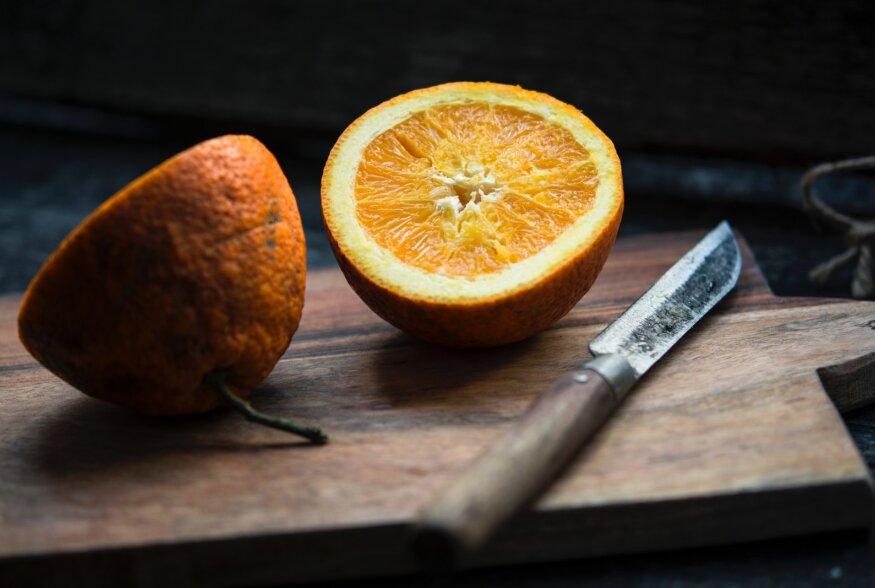 Neli väga head põhjust, miks süüa apelsine